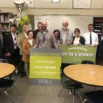 Taylorsville High teacher recognized as Excel Award winner in classroom