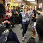 Cottonwood High teacher surprised with announcement as teacher of the year