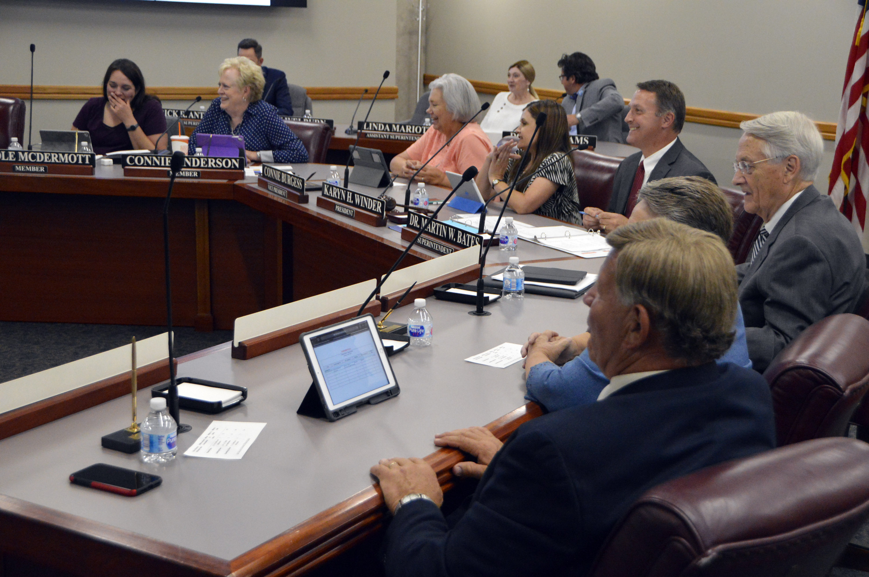 Board Meeting Report – July 2019