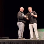 Cottonwood High coach received coaching award