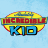Absolutely Incredible Kid logo