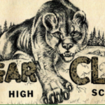 Cougar Claw newspaper header