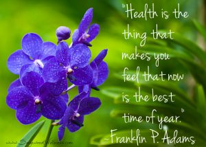 Wellness Quotes Captivating Granite Wellbeing