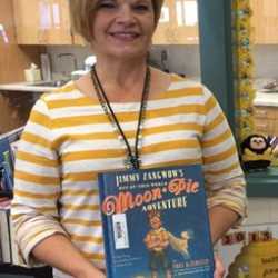 Library Spotlight: Pam Jensen, Elk Run Elementary