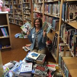 Library Spotlight: Susan Booth, Churchill Jr. High School