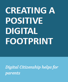 Creating a Positive Digital Footprint Header Image