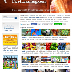 Featured Resource: Pics4Learning