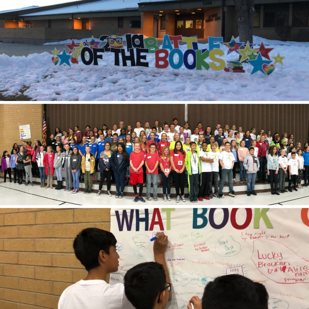 2019 Battle of the Books Square Post Image