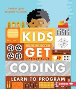 Book Cover - Kids Get Coding - Learn To Program