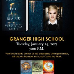 Upcoming Author Visit: Veronica Roth