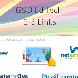 Featured Resources: Easy Links for Elementary Students