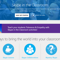 Featured Resource: Skype in the Classroom