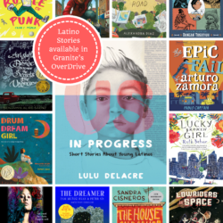 OverDrive Book Lists: Latino Stories and Spanish Language Titles