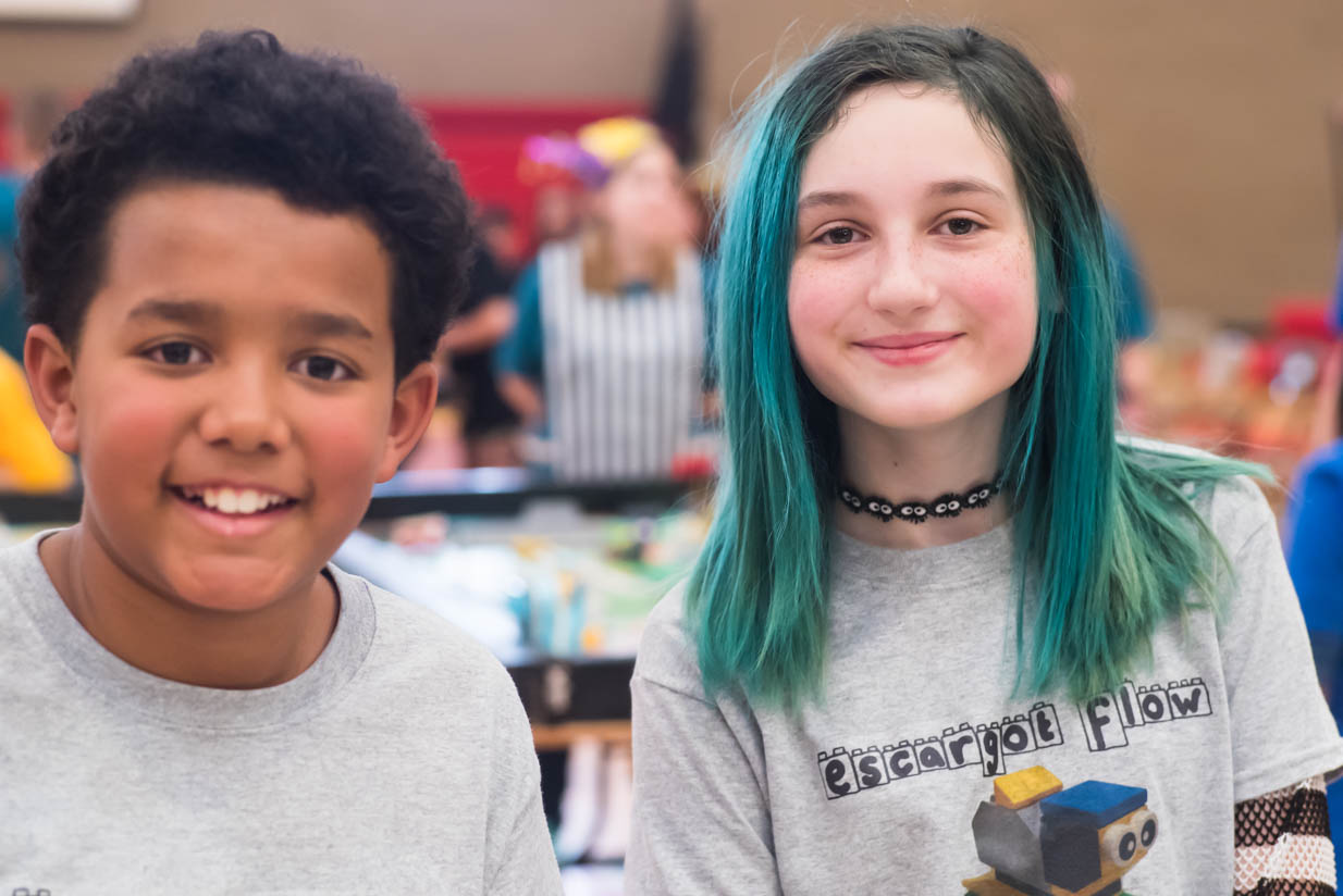Highlights from Granite's FIRST LEGO League 2018 Qualifier
