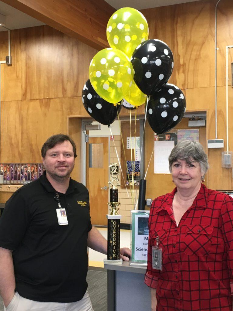 West Lake STEM Jr. High - Top OverDrive Circulation February 2018