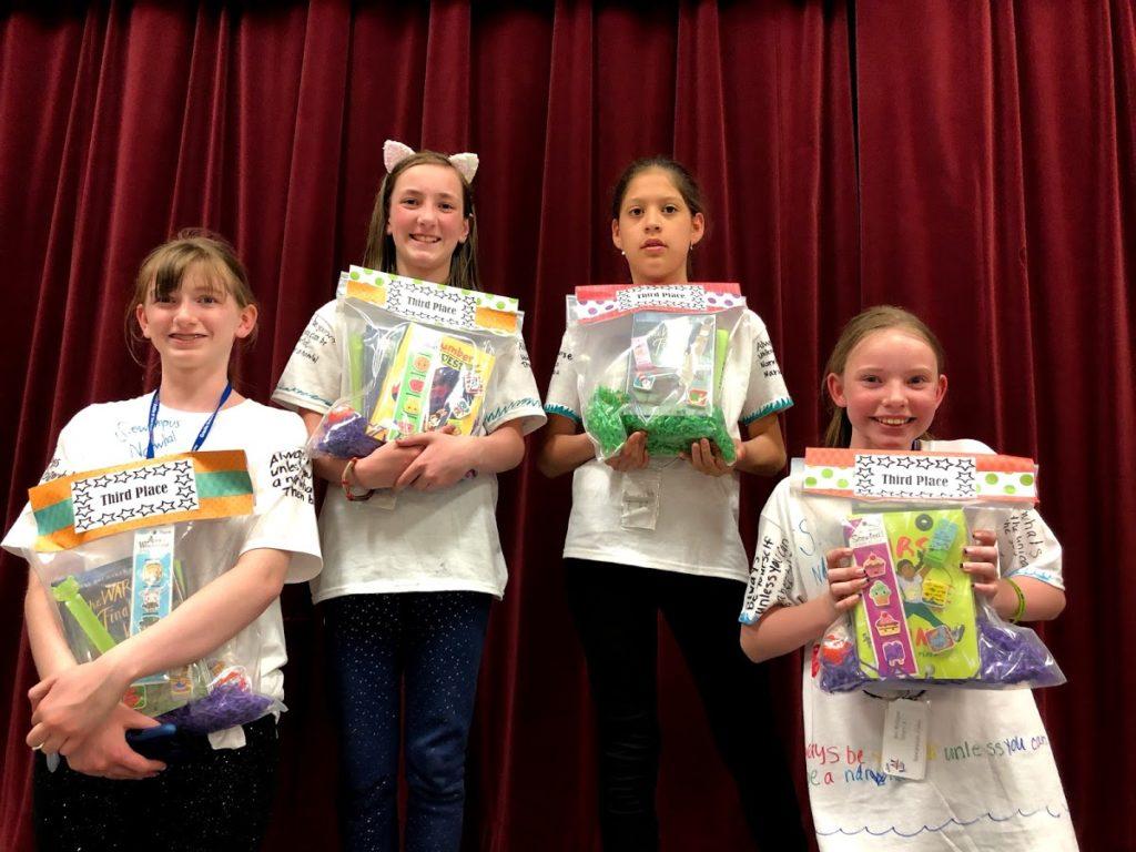3rd Place Winners: Skewampus Narwhal Squad, Jim Bridger Elementary