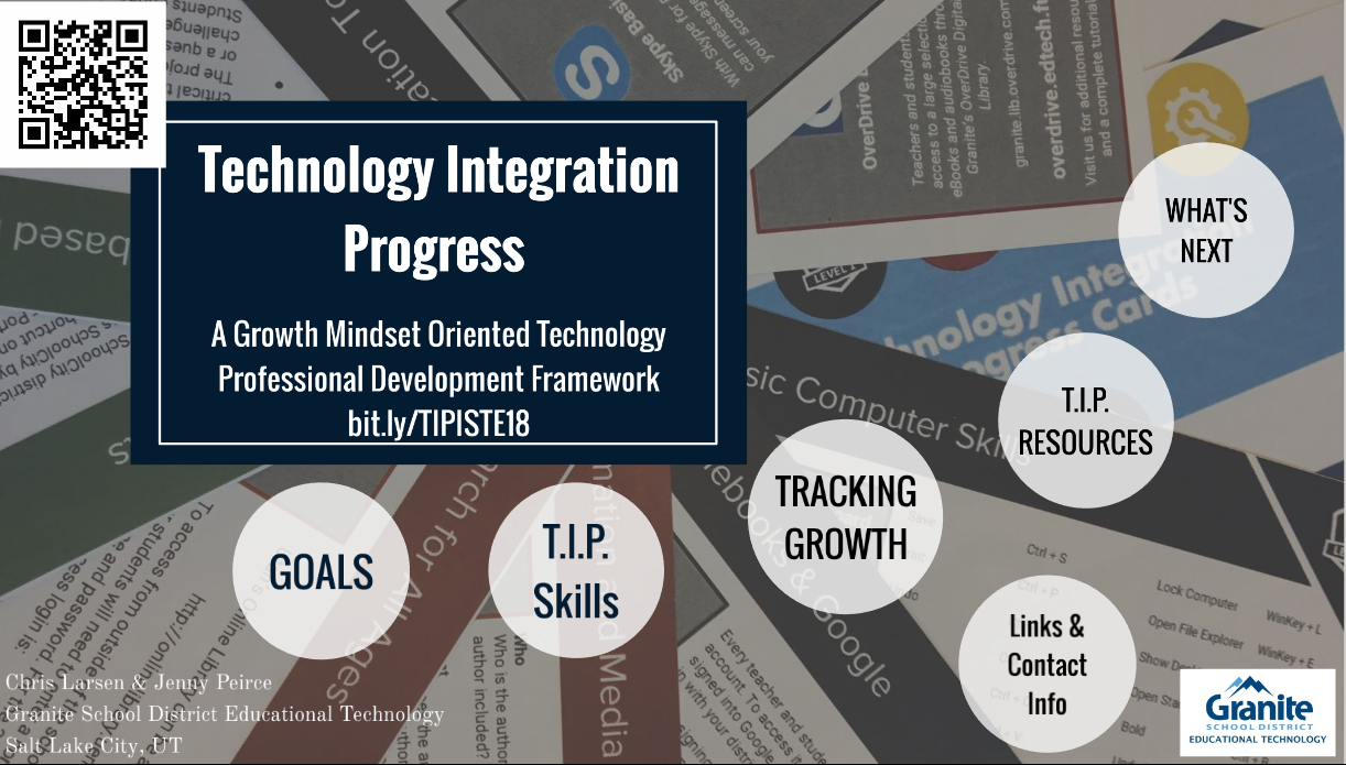 Presentation: Technology Integration Progress Initiative
