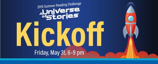 Salt Lake County Library Summer Reading Kickoff Banner - Screenshot