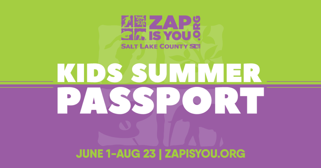 Summer Reading and Learning 2019: ZAP Kids Summer Passport