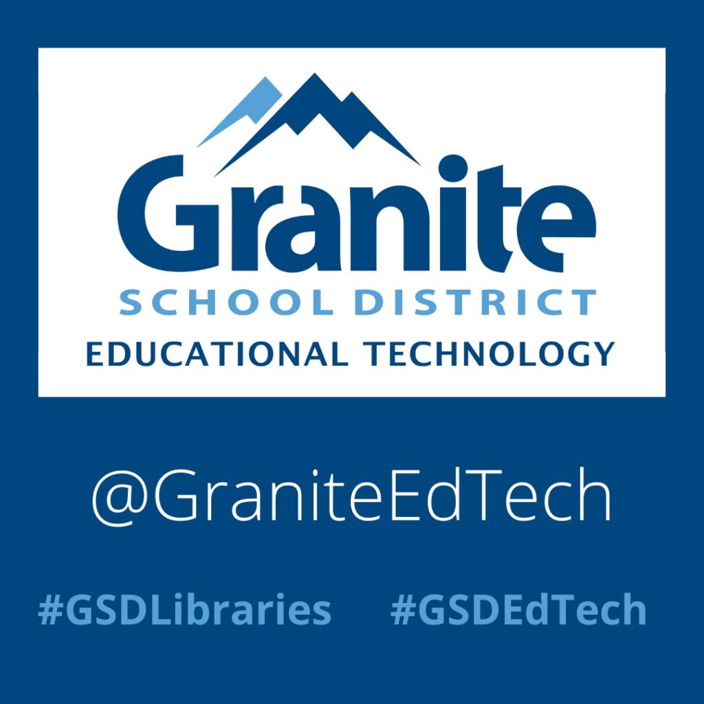 GraniteEdTech Social Media 2019