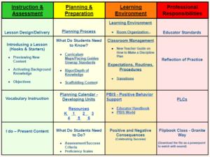 screenshot of flipbook matrix website